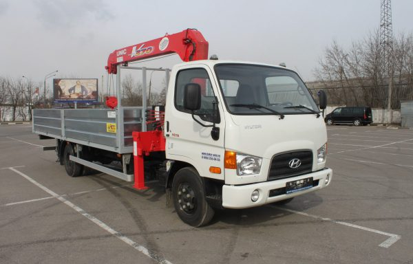 Манипулятор г/п 1.5 тонны Hyundai