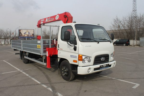 Манипулятор 1.5 тонны Hyundai