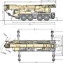 Автокран 90 тонн габариты